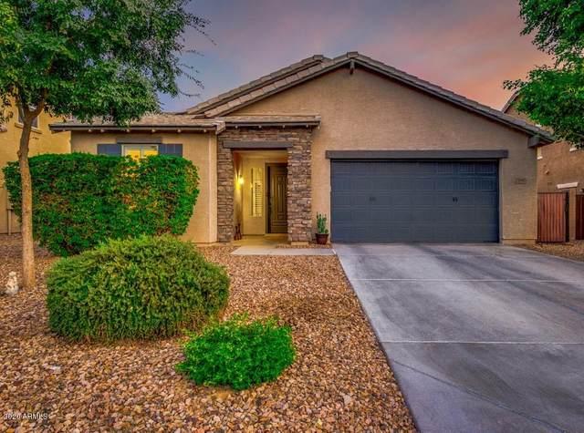 2197 E Flintlock Drive, Gilbert, AZ 85298 (MLS #6134022) :: Long Realty West Valley