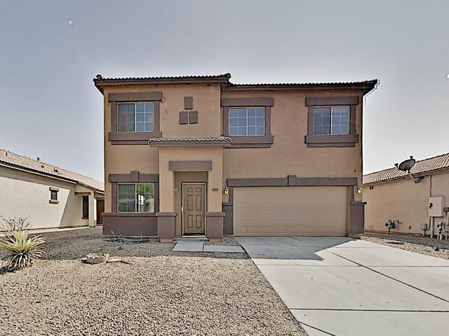 1449 E Avenida Kino, Casa Grande, AZ 85122 (MLS #6134029) :: My Home Group