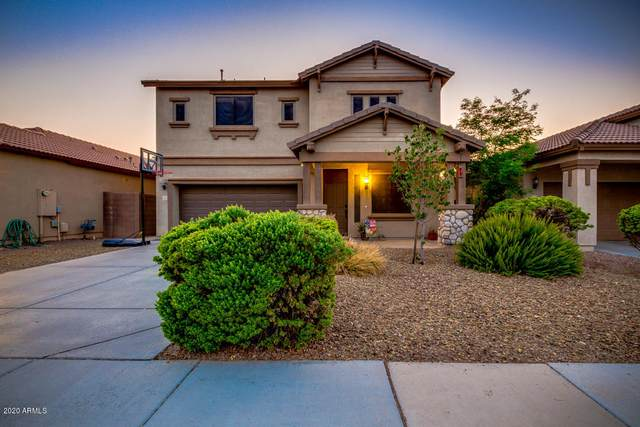 21768 S 214TH Street, Queen Creek, AZ 85142 (MLS #6134034) :: Openshaw Real Estate Group in partnership with The Jesse Herfel Real Estate Group