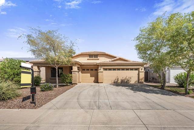 46142 W Dirk Street, Maricopa, AZ 85139 (MLS #6134043) :: The Results Group