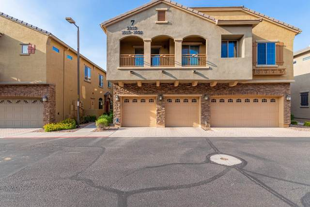 1350 S Greenfield Road #2013, Mesa, AZ 85206 (MLS #6134045) :: The Property Partners at eXp Realty