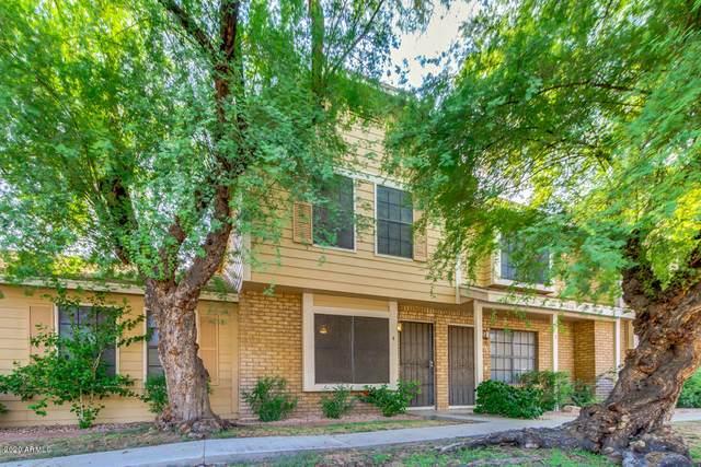 4806 E Corral Road #4, Phoenix, AZ 85044 (MLS #6134050) :: Kepple Real Estate Group