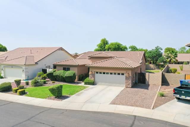 4548 S Chatham, Mesa, AZ 85212 (MLS #6134052) :: Riddle Realty Group - Keller Williams Arizona Realty