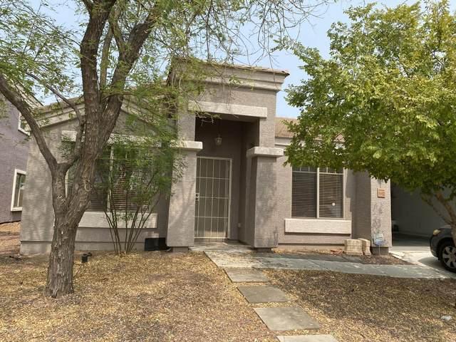 11152 W Campbell Avenue, Phoenix, AZ 85037 (MLS #6134073) :: Brett Tanner Home Selling Team
