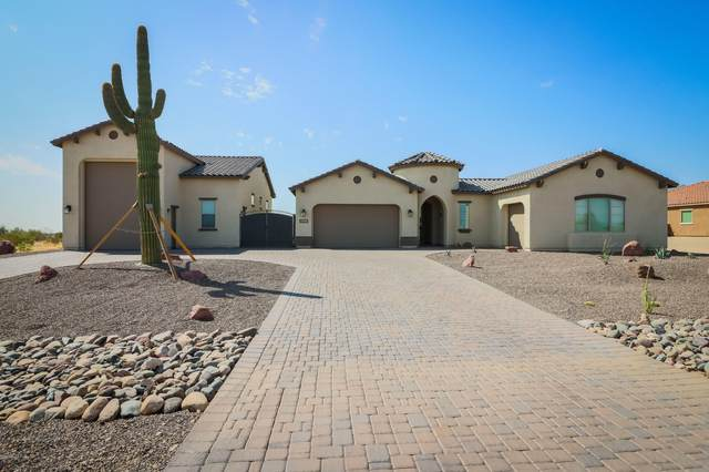 19223 W Echo Lane, Waddell, AZ 85355 (MLS #6134075) :: Long Realty West Valley