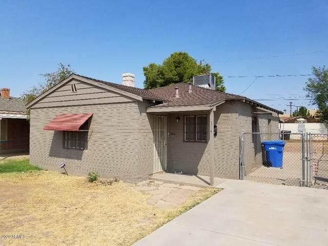 314 E Weldon Avenue, Phoenix, AZ 85012 (MLS #6134096) :: My Home Group