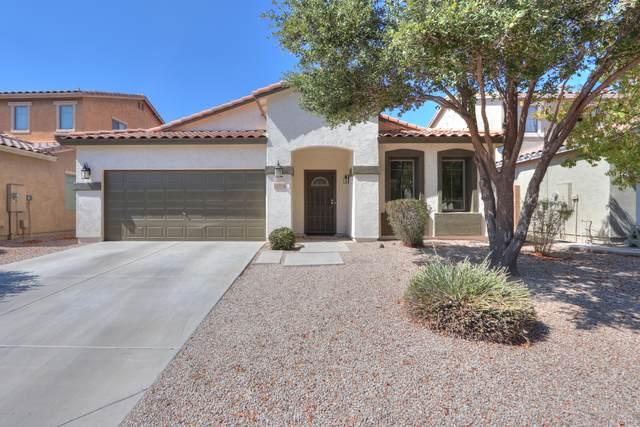 45386 W Paitilla Lane, Maricopa, AZ 85139 (MLS #6134103) :: Brett Tanner Home Selling Team