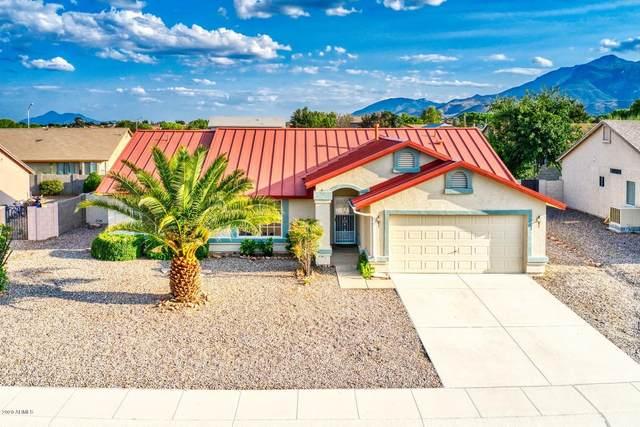 2664 Raven Drive, Sierra Vista, AZ 85650 (#6134134) :: The Josh Berkley Team