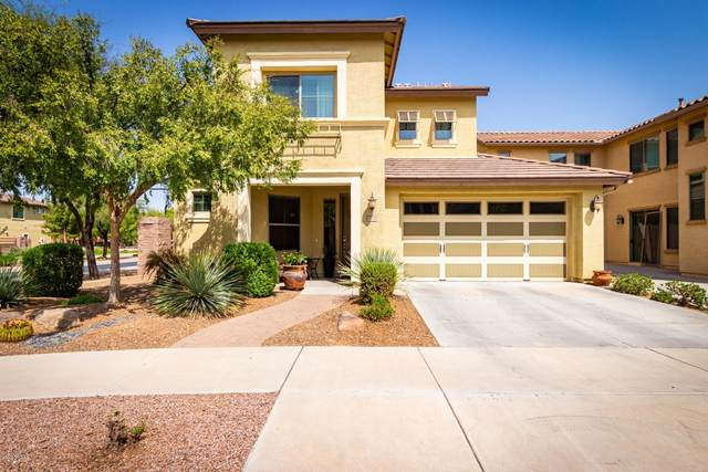 19106 E Superstition Court, Queen Creek, AZ 85142 (MLS #6134137) :: Brett Tanner Home Selling Team