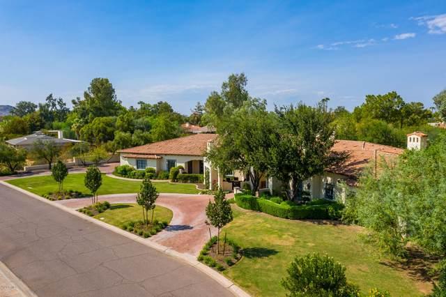 5924 E Caballo Lane, Paradise Valley, AZ 85253 (MLS #6134139) :: The Carin Nguyen Team