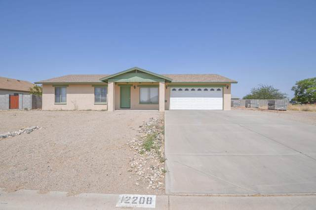 12208 W Carousel Drive, Arizona City, AZ 85123 (MLS #6134175) :: Arizona Home Group