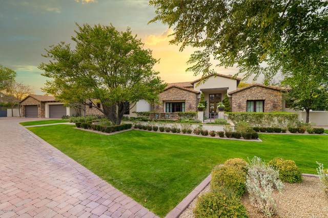 6434 E Gainsborough Road, Scottsdale, AZ 85251 (MLS #6134177) :: Dave Fernandez Team | HomeSmart