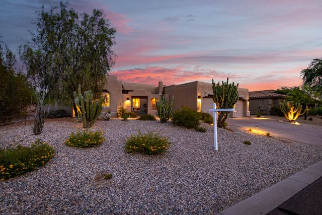 29143 N 68TH Way, Scottsdale, AZ 85266 (MLS #6134192) :: The Everest Team at eXp Realty