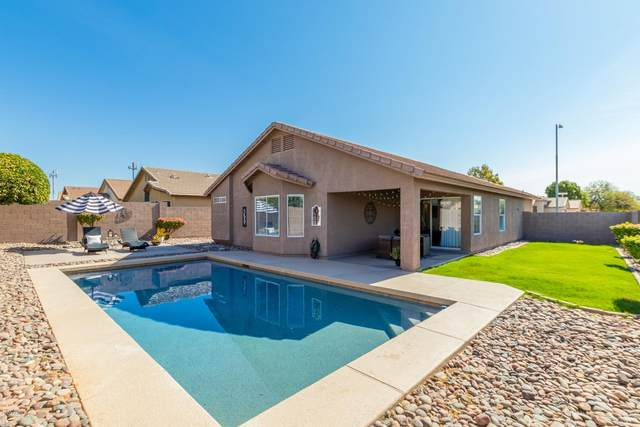 20902 N 85TH Drive, Peoria, AZ 85382 (MLS #6134220) :: Conway Real Estate