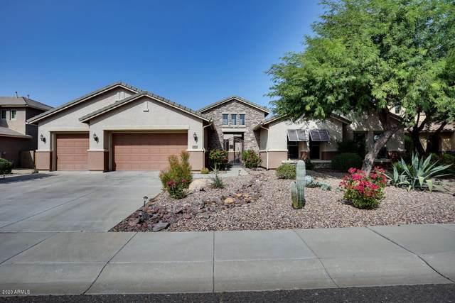43816 N 48TH Drive, Anthem, AZ 85087 (MLS #6134226) :: Riddle Realty Group - Keller Williams Arizona Realty