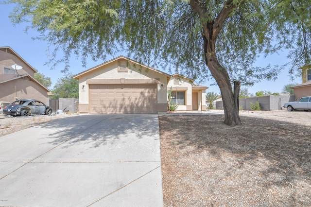 11922 W Carousel Drive, Arizona City, AZ 85123 (MLS #6134235) :: My Home Group