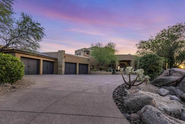 9818 E Balancing Rock Road, Scottsdale, AZ 85262 (MLS #6134265) :: Lifestyle Partners Team