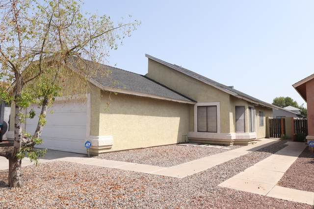 4013 N 89TH Avenue, Phoenix, AZ 85037 (MLS #6134270) :: Brett Tanner Home Selling Team