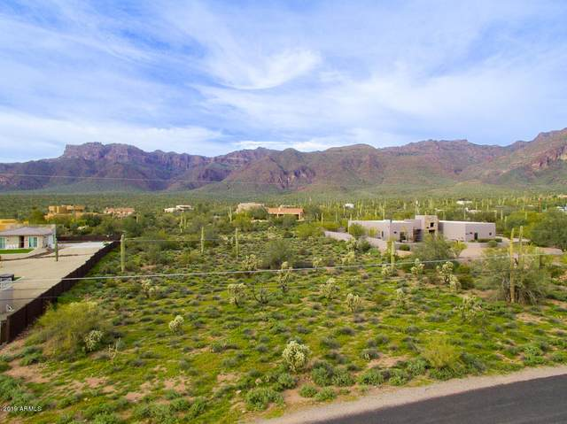 0 E Cloudview Avenue, Gold Canyon, AZ 85118 (MLS #6134285) :: Arizona 1 Real Estate Team