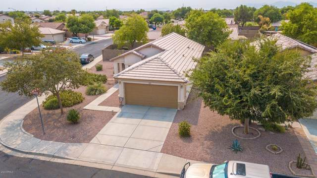 14931 W Redfield Road, Surprise, AZ 85379 (MLS #6134292) :: Conway Real Estate