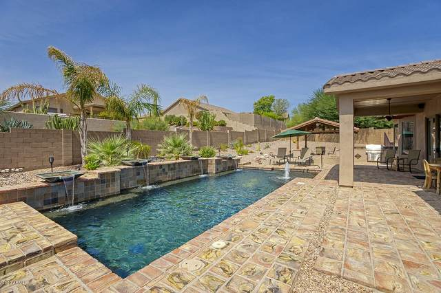 6358 S Vista Point Circle, Gold Canyon, AZ 85118 (MLS #6134298) :: TIBBS Realty