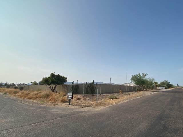 1122 N 189TH Avenue, Buckeye, AZ 85326 (MLS #6134313) :: Conway Real Estate