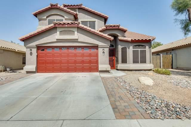 16738 W Taylor Street, Goodyear, AZ 85338 (MLS #6134314) :: The Property Partners at eXp Realty