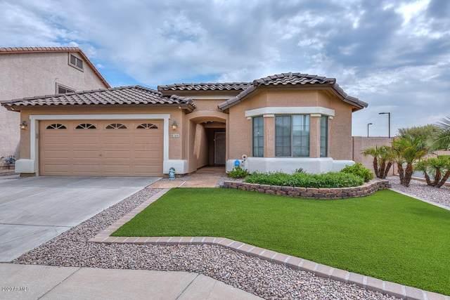 11141 N 162ND Drive, Surprise, AZ 85379 (MLS #6134316) :: Lucido Agency