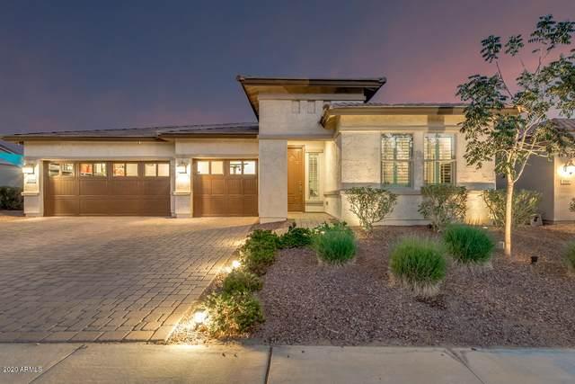 2259 N Springfield Street, Buckeye, AZ 85396 (MLS #6134321) :: Lucido Agency