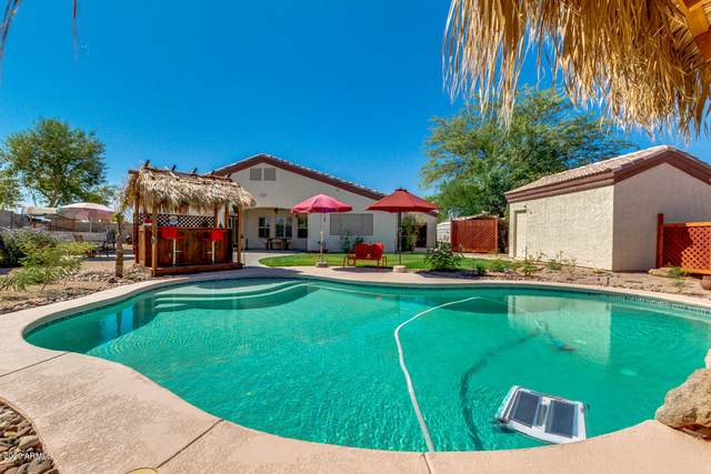 15311 S Williams Place, Arizona City, AZ 85123 (MLS #6134324) :: Midland Real Estate Alliance