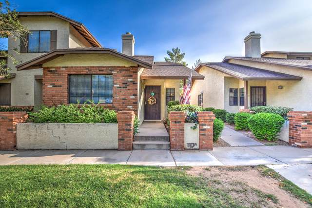 170 E Guadalupe Road #79, Gilbert, AZ 85234 (MLS #6134327) :: D & R Realty LLC