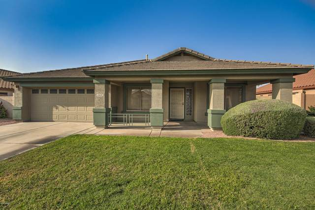 4418 E Indian Wells Drive, Chandler, AZ 85249 (MLS #6134335) :: Conway Real Estate