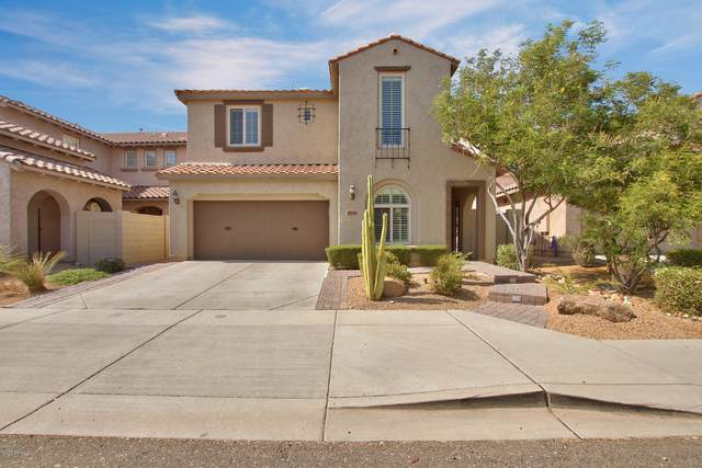21618 N 39TH Terrace, Phoenix, AZ 85050 (MLS #6134340) :: TIBBS Realty