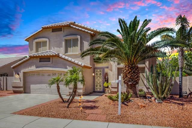 20382 N 53RD Avenue, Glendale, AZ 85308 (MLS #6134343) :: Brett Tanner Home Selling Team
