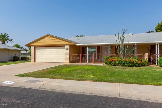 13814 N Tumblebrook Way, Sun City, AZ 85351 (MLS #6134346) :: D & R Realty LLC
