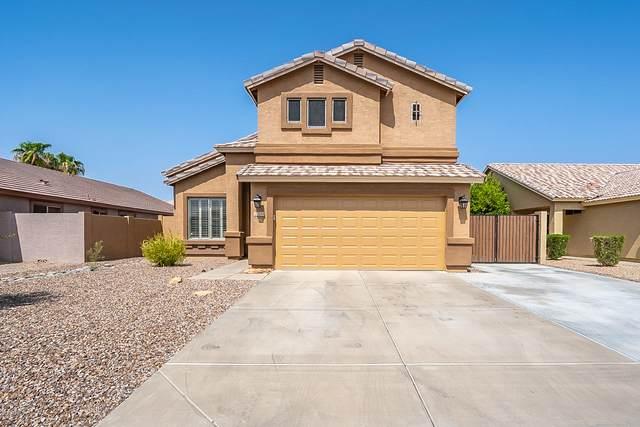 3244 E Sandy Way, Gilbert, AZ 85297 (MLS #6134349) :: D & R Realty LLC