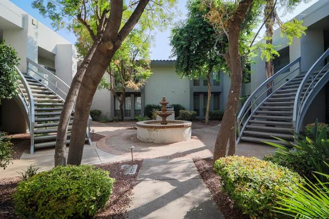 5223 N 24TH Street #206, Phoenix, AZ 85016 (MLS #6134355) :: Dave Fernandez Team | HomeSmart