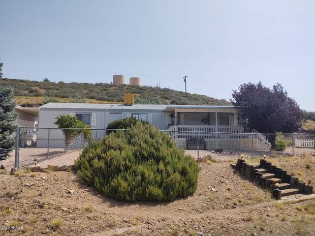 18249 S Henley Avenue, Peeples Valley, AZ 86332 (MLS #6134358) :: Klaus Team Real Estate Solutions