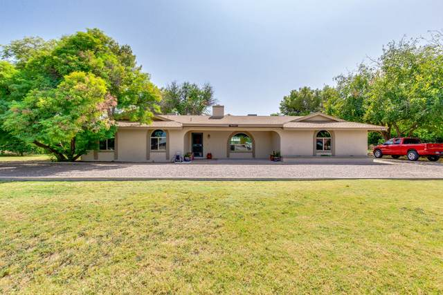 16631 E Elgin Street, Gilbert, AZ 85295 (MLS #6134371) :: Klaus Team Real Estate Solutions