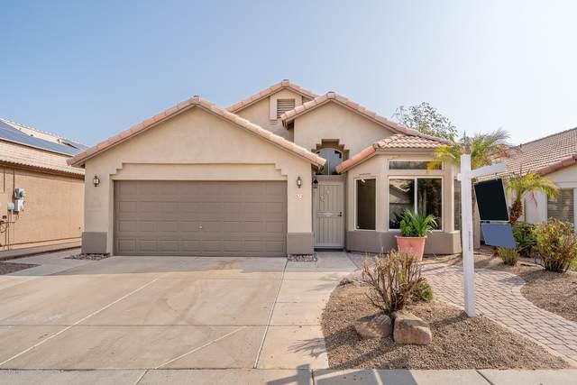 515 W Kelton Lane, Phoenix, AZ 85023 (MLS #6134381) :: Brett Tanner Home Selling Team
