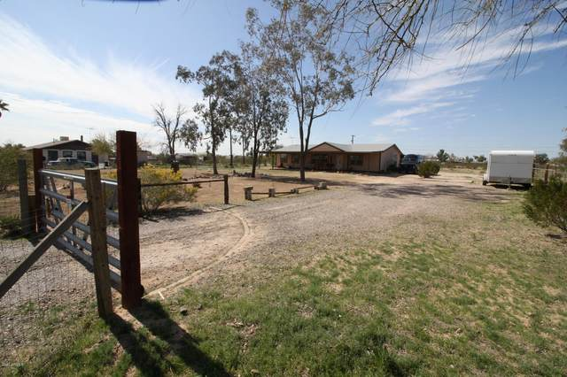 10172 N Battleford Drive, Casa Grande, AZ 85122 (MLS #6134389) :: Conway Real Estate