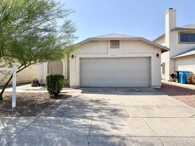 8801 W Fairmount Avenue, Phoenix, AZ 85037 (MLS #6134399) :: Brett Tanner Home Selling Team