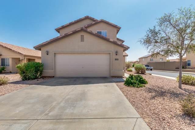 22291 W La Pasada Boulevard, Buckeye, AZ 85326 (MLS #6134405) :: Dave Fernandez Team | HomeSmart