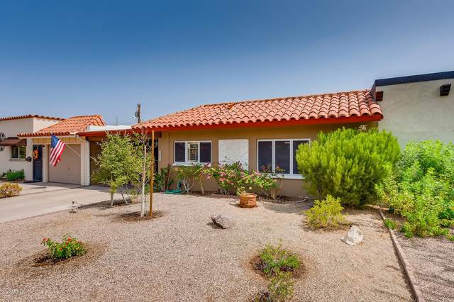 4809 N 75th Way, Scottsdale, AZ 85251 (MLS #6134422) :: The Laughton Team