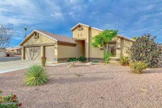 7734 E Caballero Circle, Mesa, AZ 85207 (MLS #6134441) :: The Everest Team at eXp Realty
