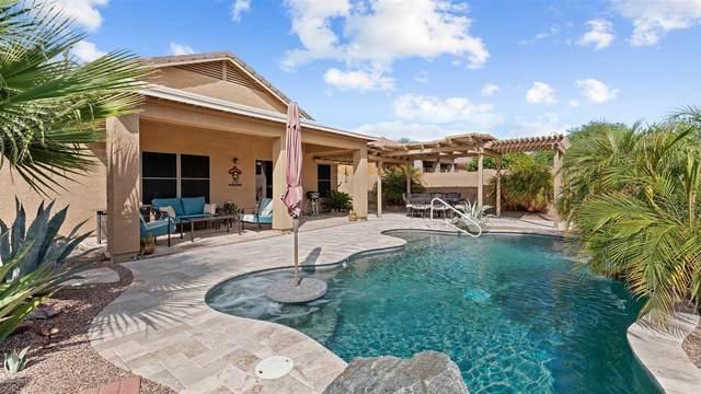 18137 E El Viejo Desierto, Gold Canyon, AZ 85118 (MLS #6134443) :: The Daniel Montez Real Estate Group