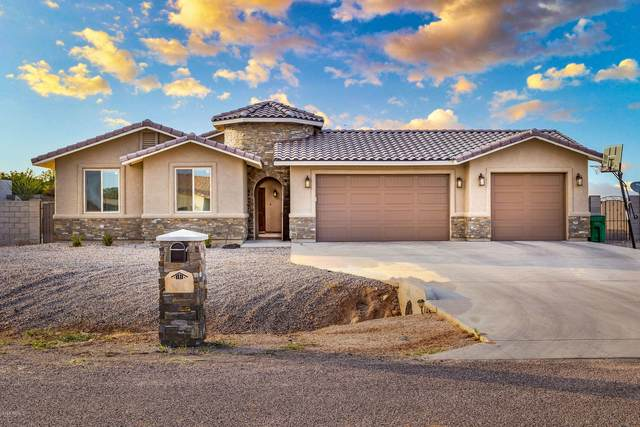 5541 E Wisteria Court, Sierra Vista, AZ 85650 (MLS #6134462) :: Homehelper Consultants