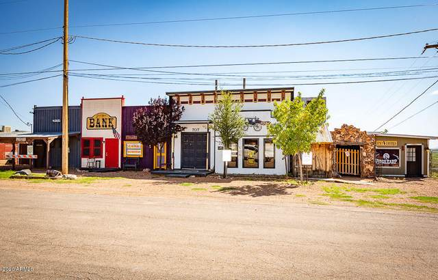 707 E Allen Street, Tombstone, AZ 85638 (MLS #6134477) :: RE/MAX Desert Showcase