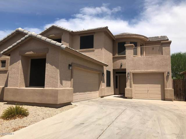 20505 N Santa Cruz Drive, Maricopa, AZ 85138 (MLS #6134497) :: Conway Real Estate