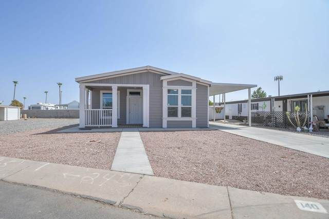 2100 N Trekell Road #140, Casa Grande, AZ 85122 (MLS #6134498) :: neXGen Real Estate
